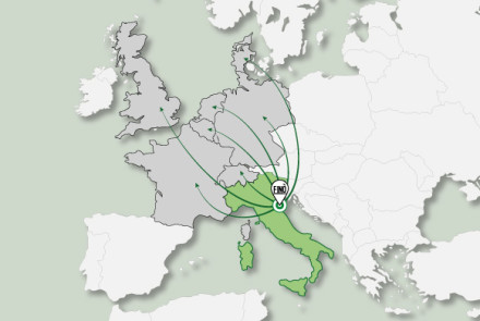 Export distribution italian fennel production